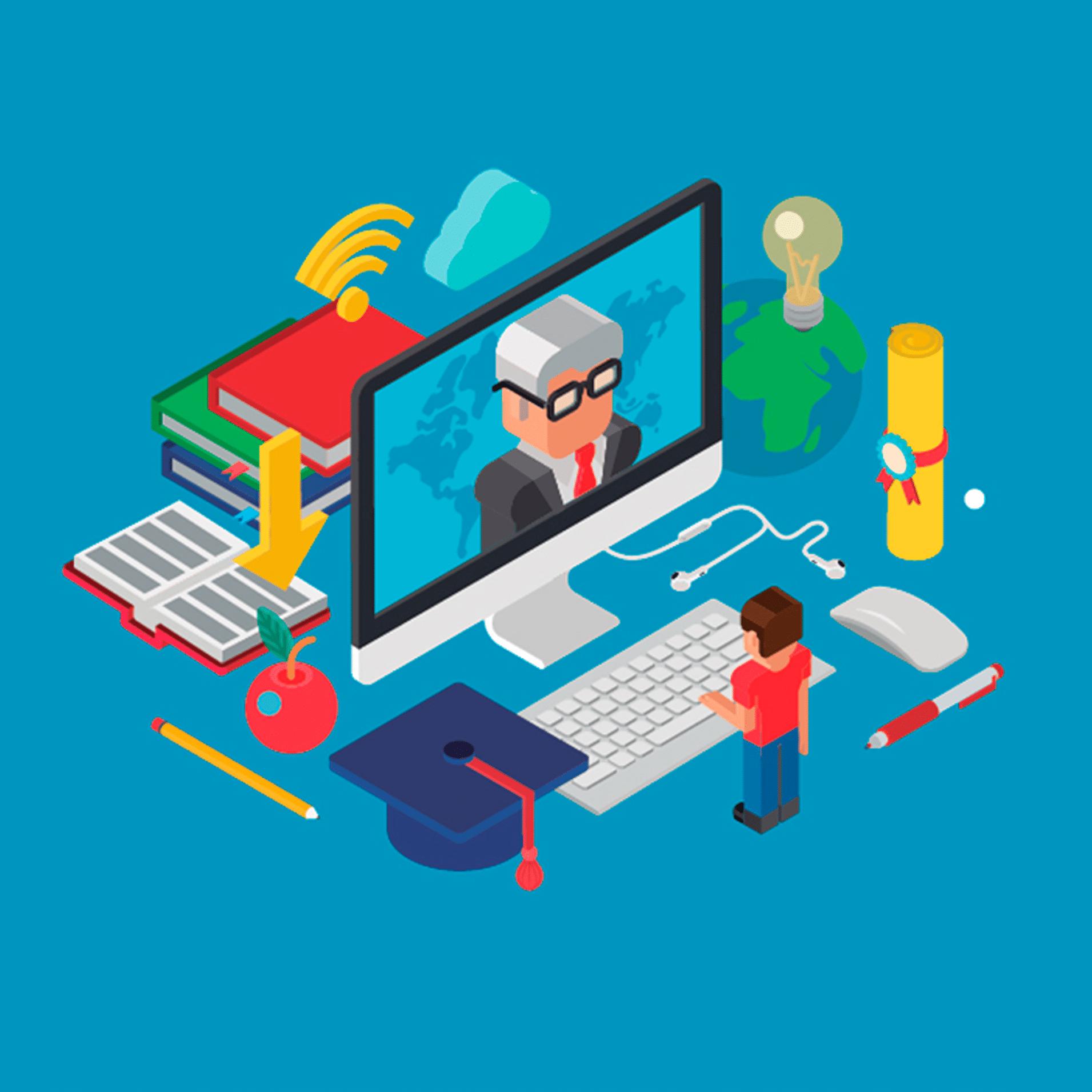 آموزش به زبان ساده در حوزههای نرم افزار ، سخت افزار ، شبکه های کامپیوتری و مدیریت کسب و کار