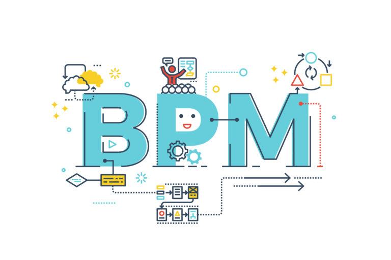 BPM , BPMN , BPMS , گردش فرآیندهای کسب و کار