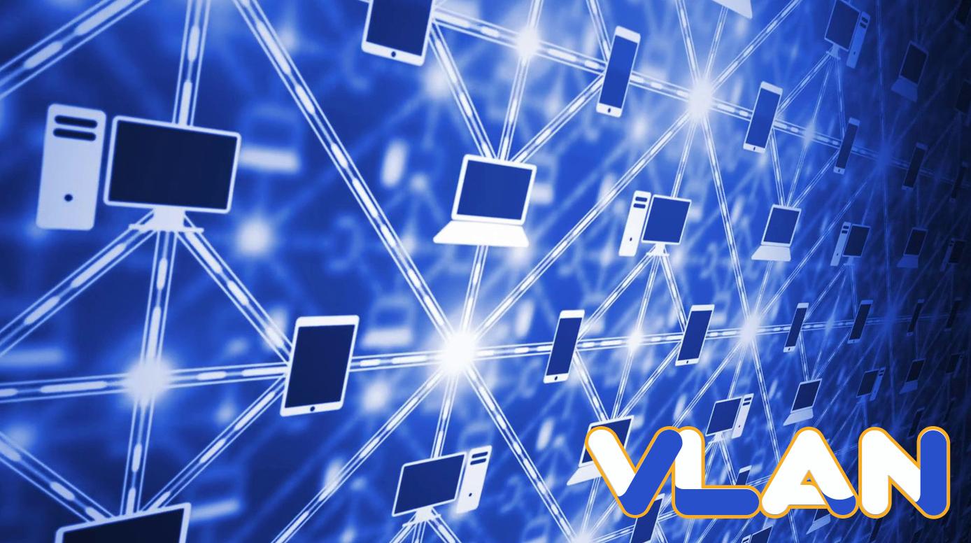 راه اندازی شبکه مجازی (VLAN)